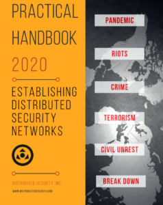 DSI's Practical Handbook 2020 - Establishing Distributed Security Networks